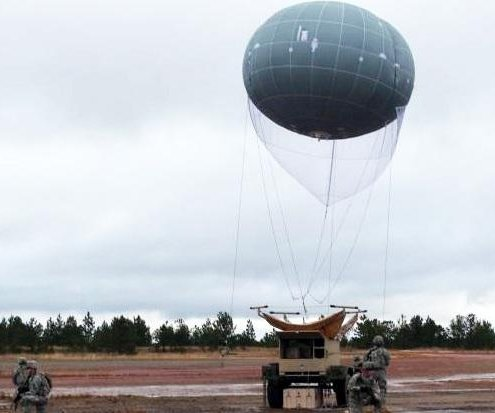 Drone Aviation receives order for aerostats