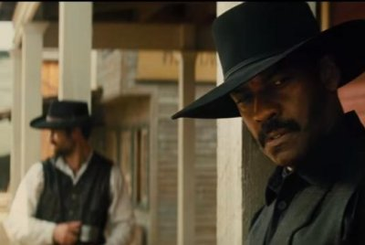 'Magnificent Seven' trailer out with stars Denzel Washington, Chris Pratt