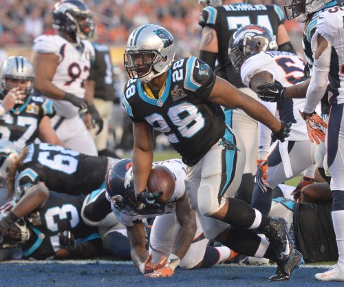 Fantasy Football: Carolina Panthers to start RB Fozzy Whittaker