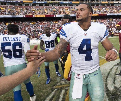 Dak Prescott leads Dallas Cowboys vs. hurting Chicago Bears