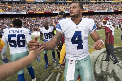 Dak Prescott leads Dallas Cowboys vs. hurting Chicago Bears