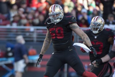 San Francisco 49er activate LB Aaron Lynch, place NaVorro Bowman on IR