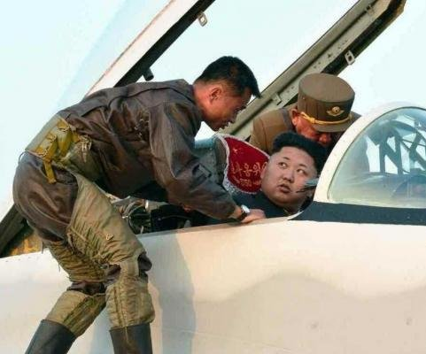 North Korea getting ready for air force exercises