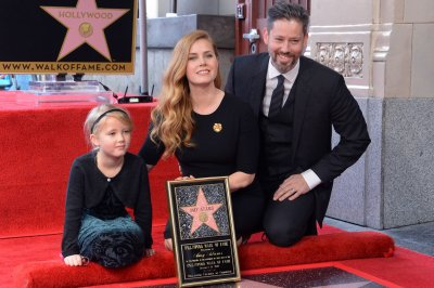 Amy Adams receives star on Hollywood Walk of Fame