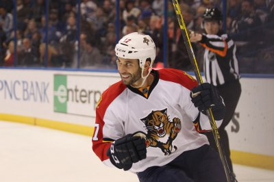 Vincent Trocheck leads balanced Florida Panthers attack over Nashville Predators