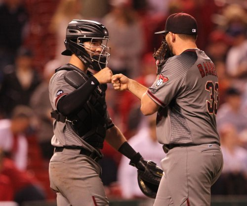 Arizona Diamondbacks beat New York Mets on Chris Herrmann's homer in 11th inning