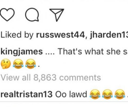 Draymond Green and LeBron James are having an NBA Finals Insta-beef