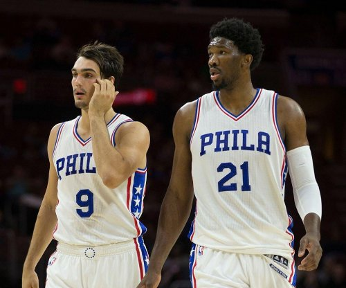 2017 NBA Awards: Malcolm Brogdon, Dario Saric highlight NBA All-Rookie First Team