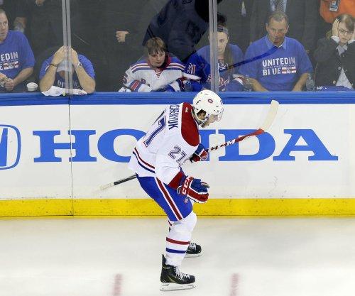 NHL: Montreal Canadiens sign forward Alex Galchenyuk to three-year deal