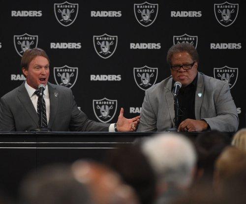 Woodson to Oakland Raiders' McKenzie: Your son can't wear Chiefs helmet