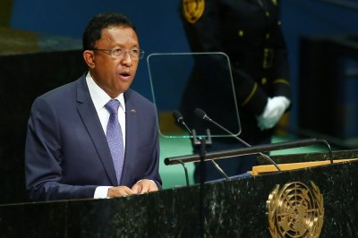 Madagascar names new prime minister