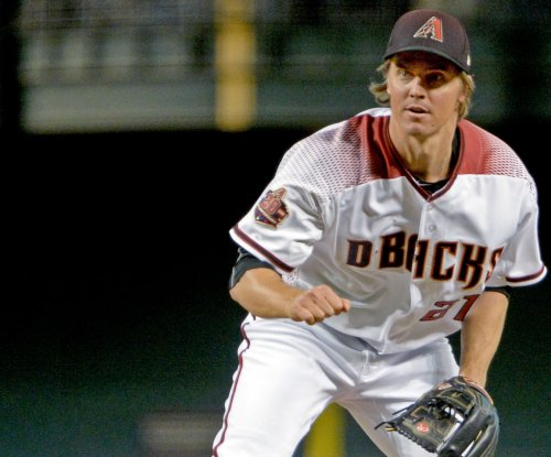 Angels up against Diamondbacks, Greinke in series opener