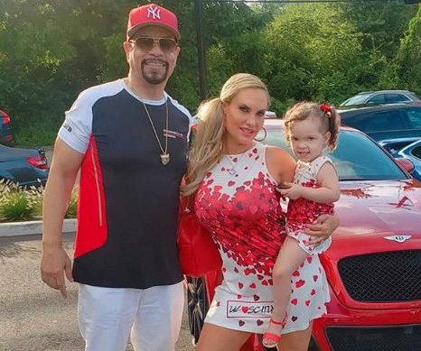 Coco Austin posts family photo with Ice-T, daughter Chanel