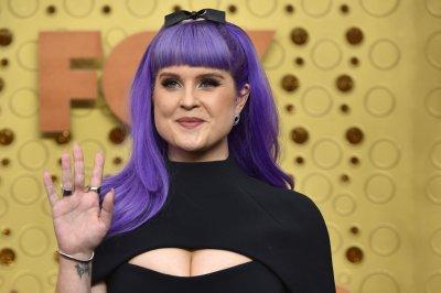 Kelly Osbourne says she lost 85 pounds