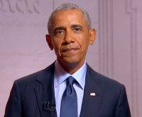 Barack Obama gives life advice on 'Late Late Show'