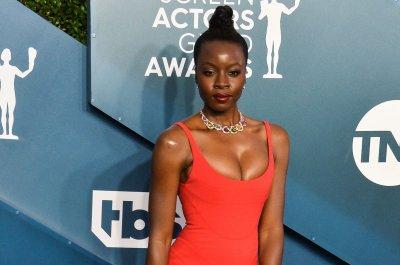 Reports: Danai Gurira to reprise 'Black Panther's Okoye in Disney+ series