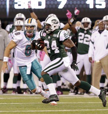 NFL: New York Jets 24, Miami 6