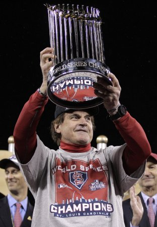 La Russa to coach NL All-Stars this summer