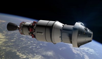 Europe, U.S. talk space program link
