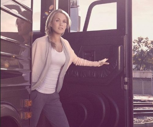 Carrie Underwood launches fitness clothing line Calia