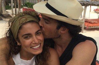 Nina Dobrev 'happy' for ex Ian Somerhalder and Nikki Reed
