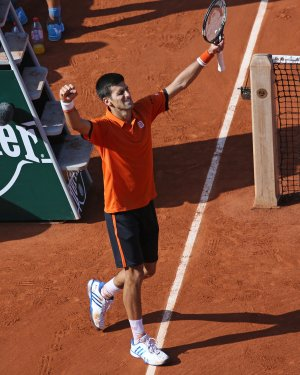Dominant Djokovic ends Nadal's run at the French