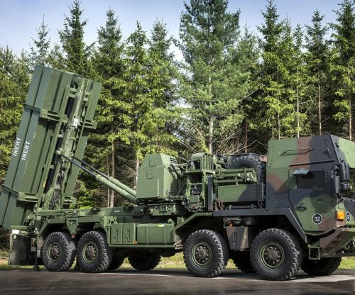 Germany selects MEADS for new air defense system