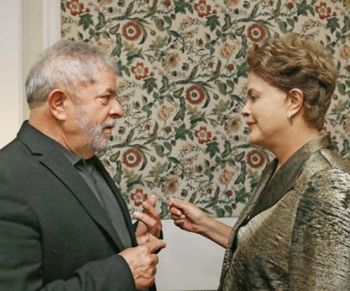 Brazil's Rousseff names former president Lula her chief of staff