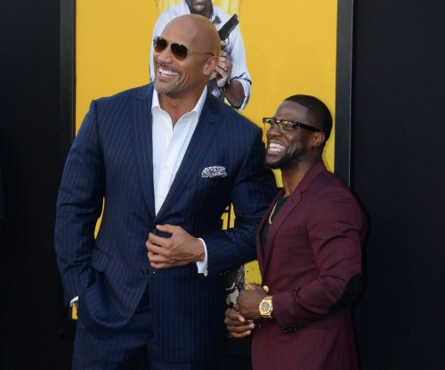 'Central Intelligence' star Dwayne Johnson says he was arrested 'multiple times' before age 16