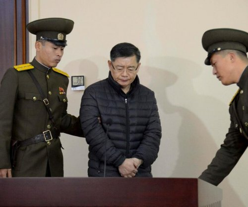 Canadian pastor detained in North Korea hospitalized, report says
