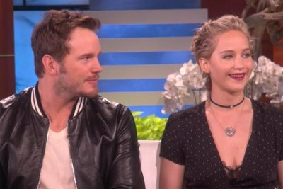 Jennifer Lawrence: Chris Pratt, Anna Faris are 'so cute' together