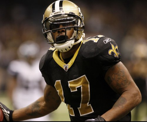 Former WR Robert Meachem released after 3 days in jail
