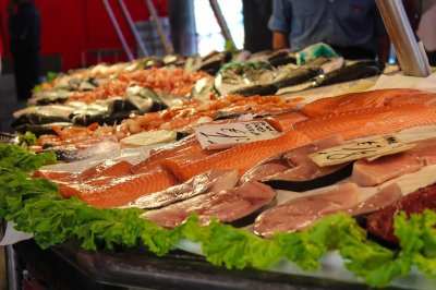 Eating fish may significantly reduce rheumatoid arthritis pain