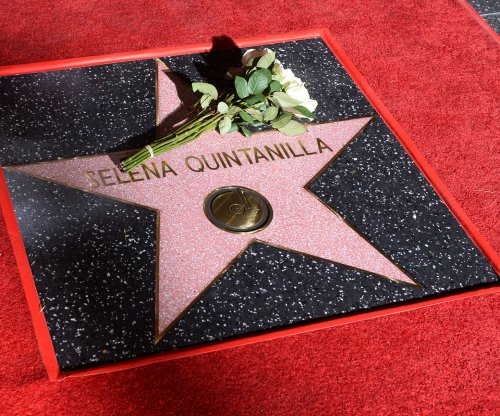 Selena Quintanilla honored with a star on the Hollywood Walk of Fame