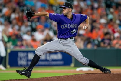 Division-leading Rockies begin road series vs. Giants