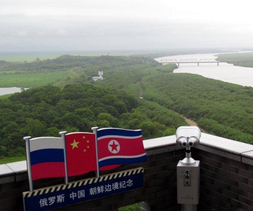 Report: North Korea running massive fish market at China border