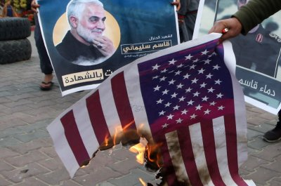House votes to limit Trump's power to hit Iran militarily