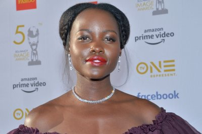 Lupita Nyong'o pays tribute to Chadwick Boseman: 'His power lives on'