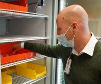 EU regulator: Pfizer COVID-19 vaccine can be stored longer in fridge temps