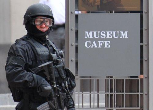 Hero Stephen Johns foiled Holocaust Museum massacre