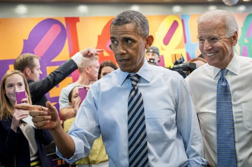 Book: Obama aides mulled replacing Biden in 2012