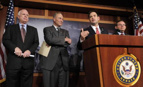 Rubio: Right, not fast, immigration reform