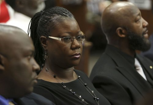 Trayvon Martin's mom calls for repeal of Stand Your Ground law
