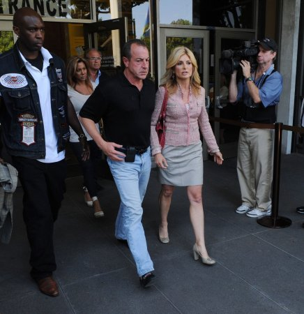 Michael Lohan arrested in California
