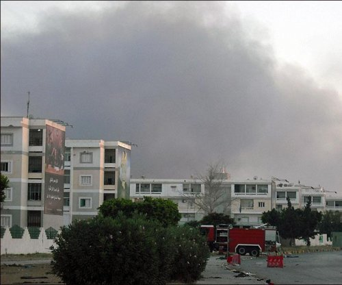 Islamic State in Libya claims credit for bombing of empty Iranian embassy