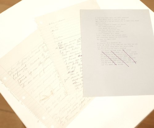 Don McLean's 'American Pie' lyrics sell for $1.2 million at auction