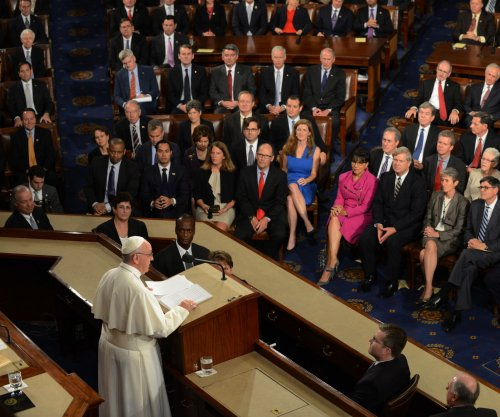 Pope Francis to Congress: act with hope, healing, peace and justice