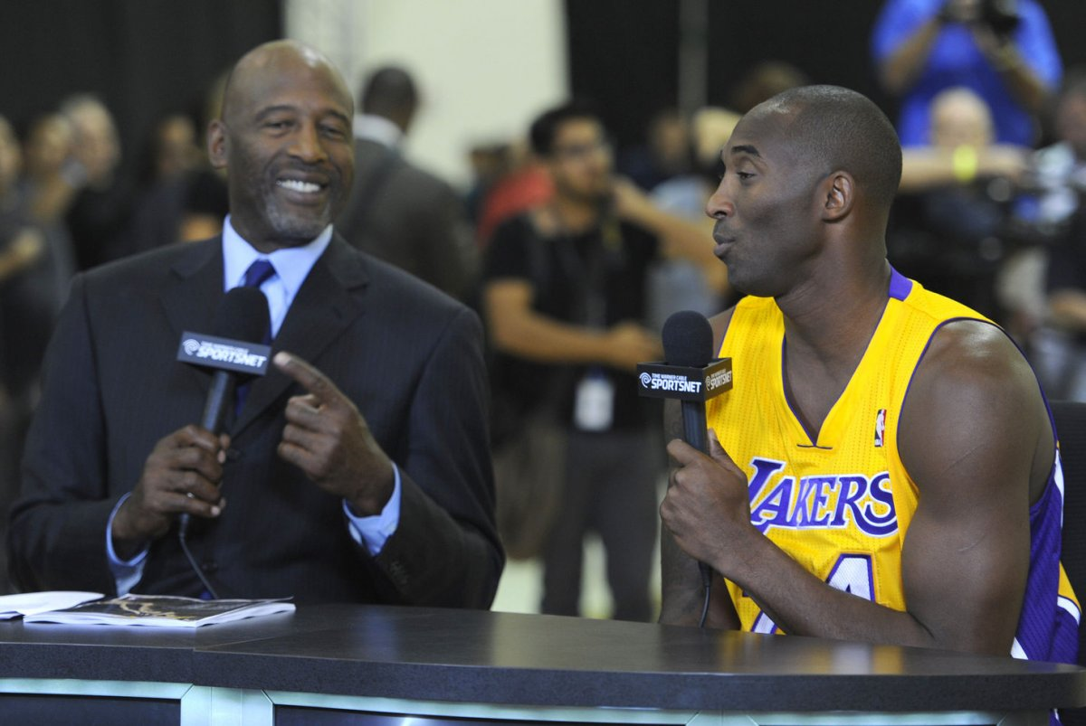 Lakers hire James Worthy for coaching staff UPI