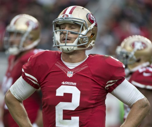 49ers edge Falcons with Gabbert at helm