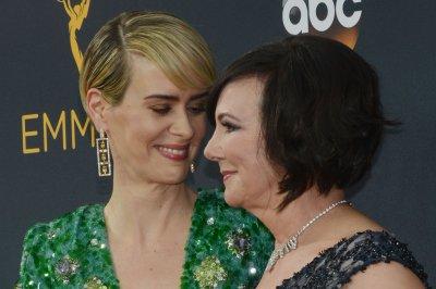 Sarah Paulson brings Marcia Clark as 2016 Emmys date